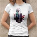 bum. bum. tschak. Rocking Omi T-Shirt Frauen Übersicht
