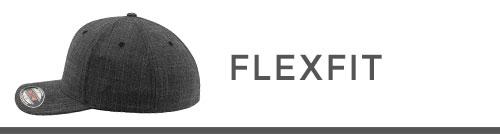 Mützen besticken lassen - Flexfit